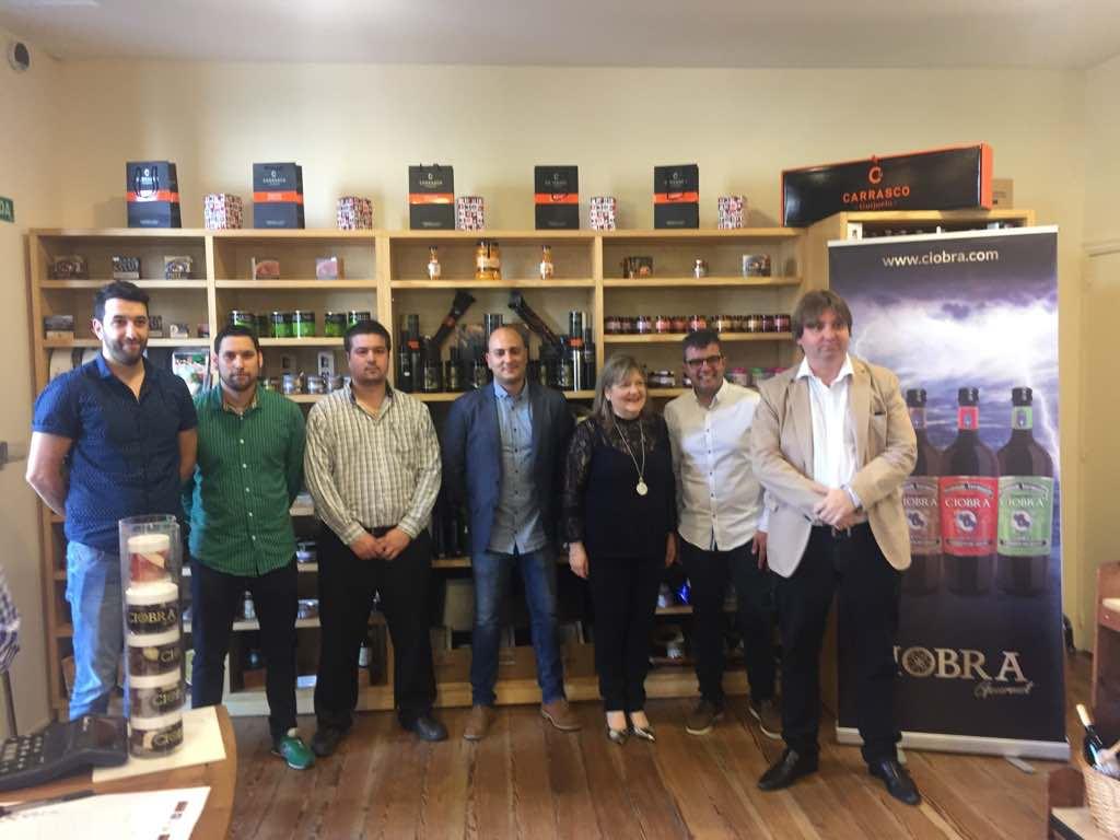 artesanos producto galego pousa licor